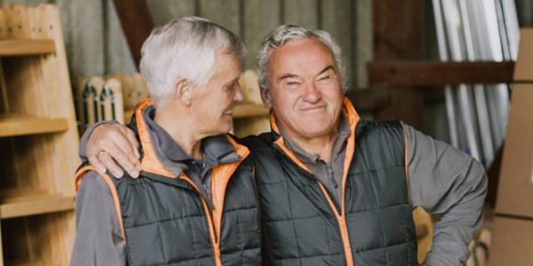 Monn & Söhne Leiternzentrale 50 Jahre