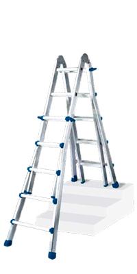 Iller-Leiter Teleskopleiter