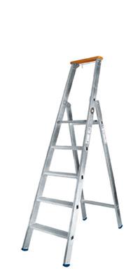 Iller-Leiter Stufenstehleiter einseitig begehbar