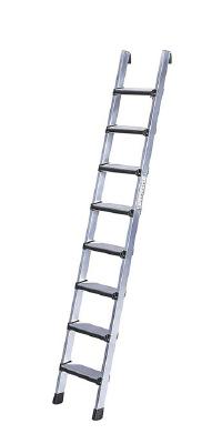 Iller-Leiter Stufenanlegeleiter eloxiert