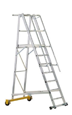 Iller-Leitern Plattformleitern