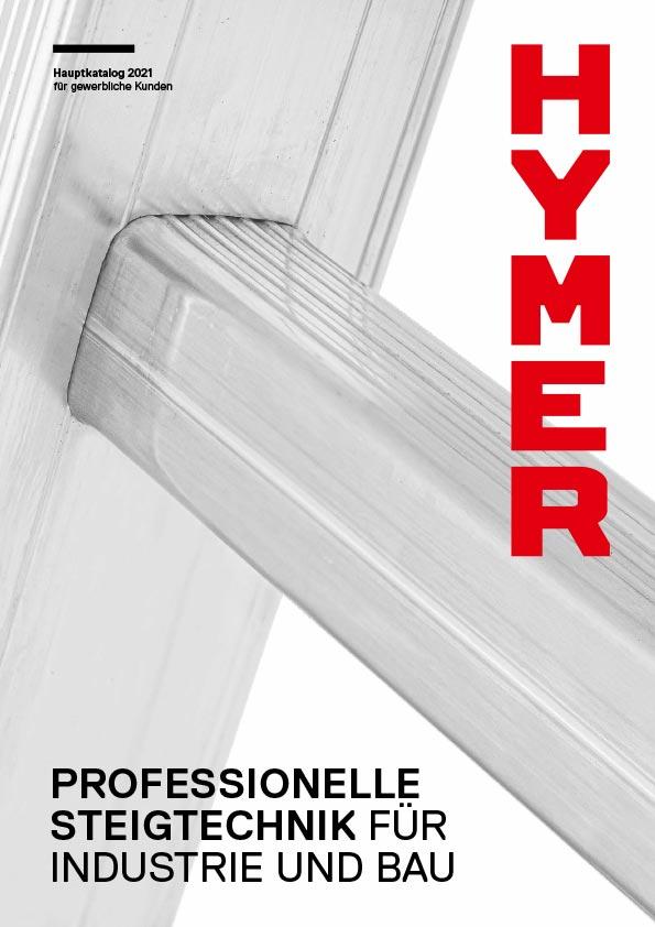 Hymer Katalog 2021
